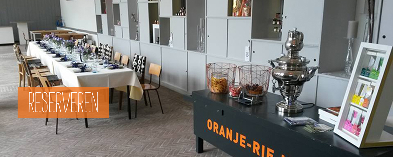 Oranje-rie