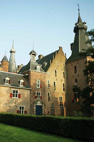 omgeving kasteel doorwerth