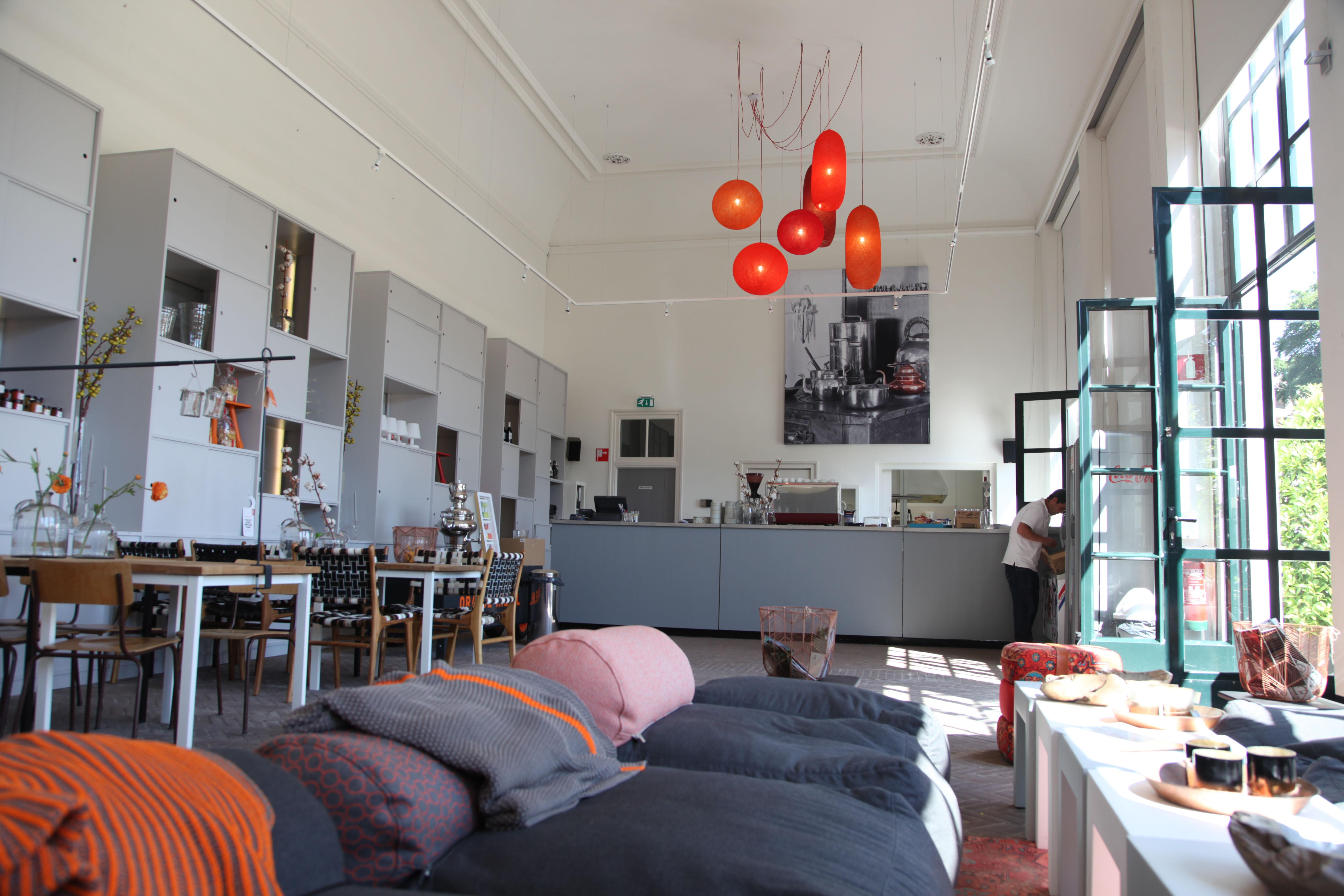 Oranje-Rie Interieur